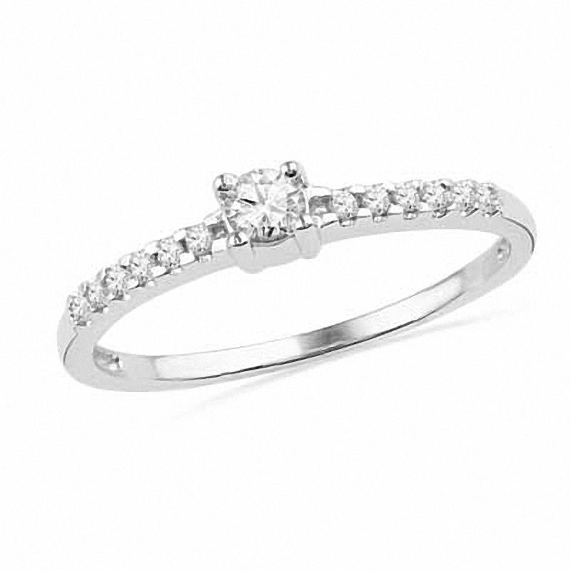 Diamond Accent Promise Ring