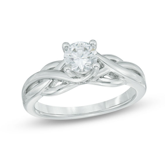 glacier charm ring canadian centres product fire bridal diamond large