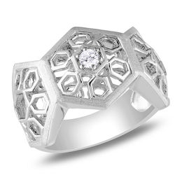 engagement in ring t c jewellers white gold w peoples rings diamond v clearance