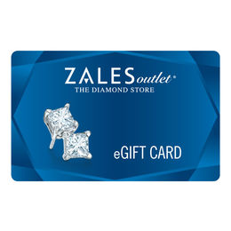 Zales Outlet e-Gift Card: A perfect gift anytime.